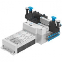 Standards based valve terminals FESTO