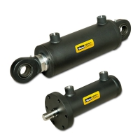 Hydraulic Cylinders - Heavy Duty Roundline Welded – Series RDH